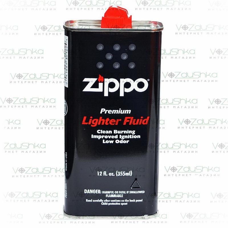 Оригинальный бензин Zippo 355 ml
