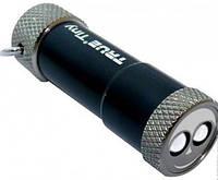 Стильный брелок-фонарик TinyTorch True Utility TU284 черный