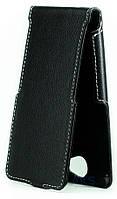Чехол Status Side Flip Series Bravis A503 Joy Black Matte