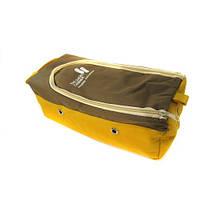 Органайзер сумка для обуви J01413 Brown