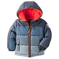 Зимняя куртка на флисе Oshkosh на 7 лет