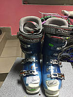 Горнолыжные ботинки NORDICA біло голубі 26,5