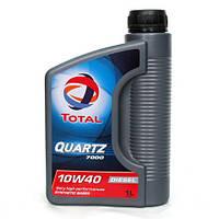 Масло моторное TOTAL QUARTZ Diesel 7000 10W-40 1л
