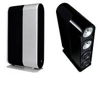 Акустическая система 5.0 KEF FiveTwo Model 7 + стойки звуковой проектор для домашнего кинотеатра и музыки