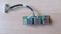 Плата USB Acer Extensa TravelMate 5520 (5320 5720 5220 5620 5610)