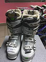 Горнолыжные ботинки белые женские 26