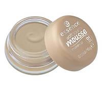 Матирующий тональный мусс Essence Soft Touch Mousse Makeup - 01 matt sand