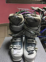 Горнолыжные ботинки белые женские 25