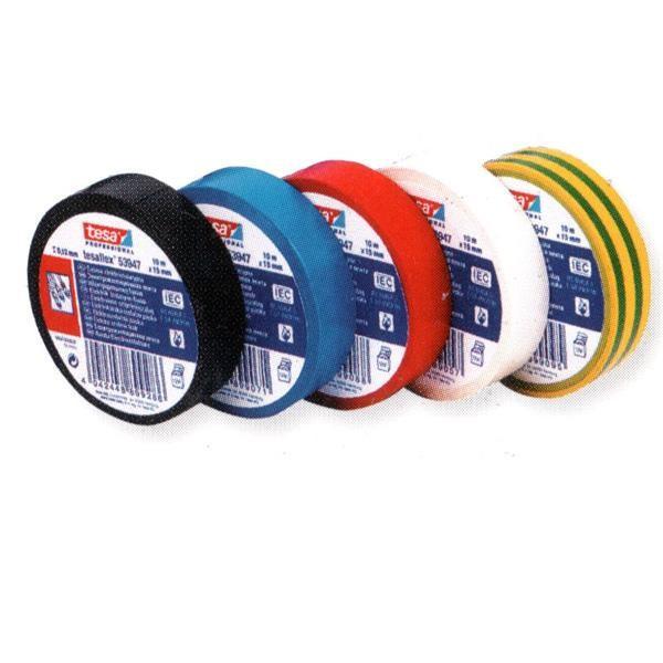 Tesaflex® 53947/IEC лента на самозатухающей ПВХ основе