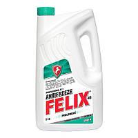 Антифриз Felix Prolonger -40°С G11 зеленый 5 кг