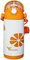 Термос детский с трубочкой 350 ml , термос для детей в школу