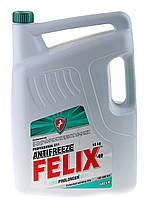 Антифриз Felix Prolonger -40°С G11 зеленый 10 кг