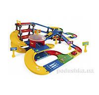 Детский паркинг с трассой Kid Cars 3D Wader 53070