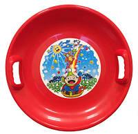 Санки - тарелка Круг