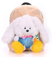 Рюкзак с зайцем белым Рoolparty
