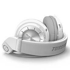 Навушники (гарнітура) Bluedio T2s White., фото 2