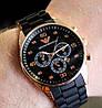 Наручные часы Emporio Armani кварц  gold - black