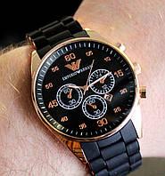 Наручные часы Emporio Armani кварц  gold - black, фото 1