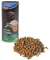 Корм для сухопутных черепах в гранулах Trixie 150 гр/250 мл
