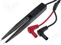 Щуп пинцет  для мультиметра для измерения SMD элементов