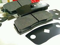 Тормозные колодки дисковые от компаний INTELLI, RIDER. В ассортименте представлены накладки на BYD F3, Geely MK (MKCross), Geely CK, Geely Emgrand, FC, SL, Chery Amulet, Tiggo, Elara, Eastar, M11, Jaggi, Kimo, QQ, Lifan 520.