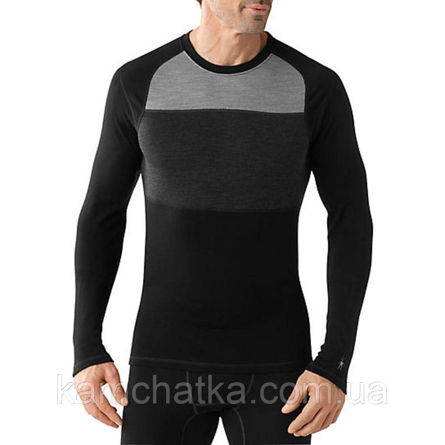 Термофутболка Smartwool Men's NTS Mid 250 Color Block Crew