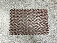 Резиновый коврик 600х400 мм