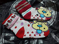Носки детские, махровые, с резиновыми подушечками, подходят от 3-х до 5 лет