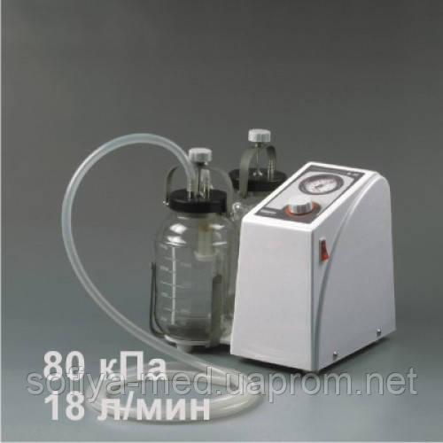 Відсмоктувач медичний В-40