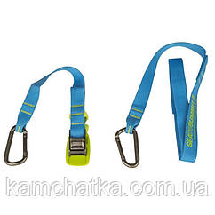 Стяжка Sea To Summit Carabiner Tie Down 2 Pack 2m