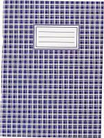 Книга учета А4 48л., линия