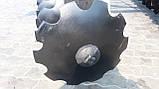 Bomet Борона дисковая 2.7 м навесная, усиленная, 3 стойки, фото 6