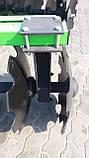 Bomet Борона дисковая 2.7 м навесная, усиленная, 3 стойки, фото 7