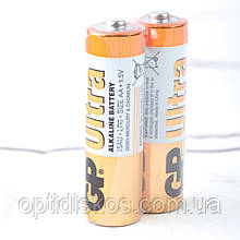 Батарейки GP Ultra, LR06, AA