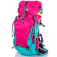 Рюкзак туристический Onepolar Женский трекинговый рюкзак с отделением для снаряжения ONEPOLAR (ВАНПОЛАР) W2183-malin