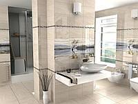 Плитка для ванной Wanaka 25*40