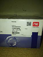 Поршни NPR 71503750 AUDI WV 1.8 ADZ ABS RH поршни первый ремонт диаметр 81,5 с кольцами,