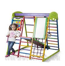 Детский спортивный комплекс для дома «Юнга»