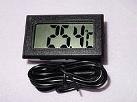 Термометр LCD (ЖК) -50+110 грд чёрный