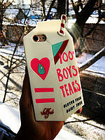 Силиконовый чехол Boys Tears iPhone 6S/6, Valfre