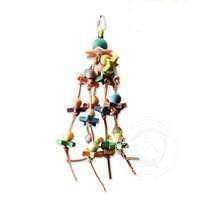 """Іграшка Montana Cages H77119 """"Зоряне поле"""" для папуг 16 см/6 см/37 см"""