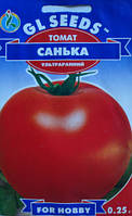 Семена Кустовой томат Санька (0,2 г) GL SEEDS