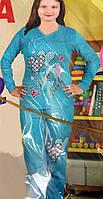 Подростковая пижама для девочки