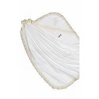 Крыжма для крещения Свято двойная Миткаль 75х100 см Молочный, белый цвет Бетис