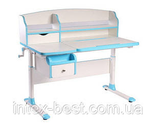 Детский стол-трансформер FunDesk Sognare Blue, фото 2