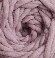 Толстая пряжа ручного прядения 100% шерсть, фрез №6