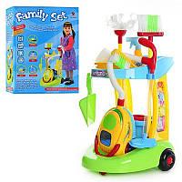 Детский игровой набор для уборки