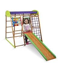 Детский спортивный комплекс для дома «Карамелька»