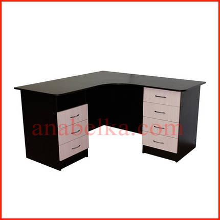 Стол  угловой вместительный  ОН - 65/1 (Ника), фото 2