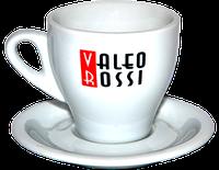 Кофейная чашка с блюдцем под капучино 250 мл